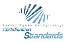 Certification Standards Łukasz Madej
