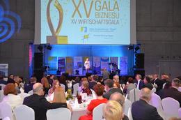 Galeria XV Gala Biznesu